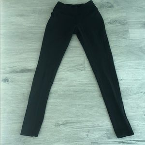 Beyond yoga full length normal rise pants